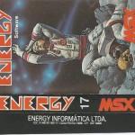Capitan Sevilla1 - Capa da Fita - Energy