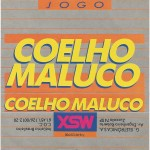 Coelho Maluco - Capa da Fita - Gradiente