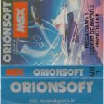Desejo de Matar III - Capa da Fita - OrionSoft