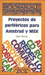 Proyectos de periféricos para Amstrad y MSX