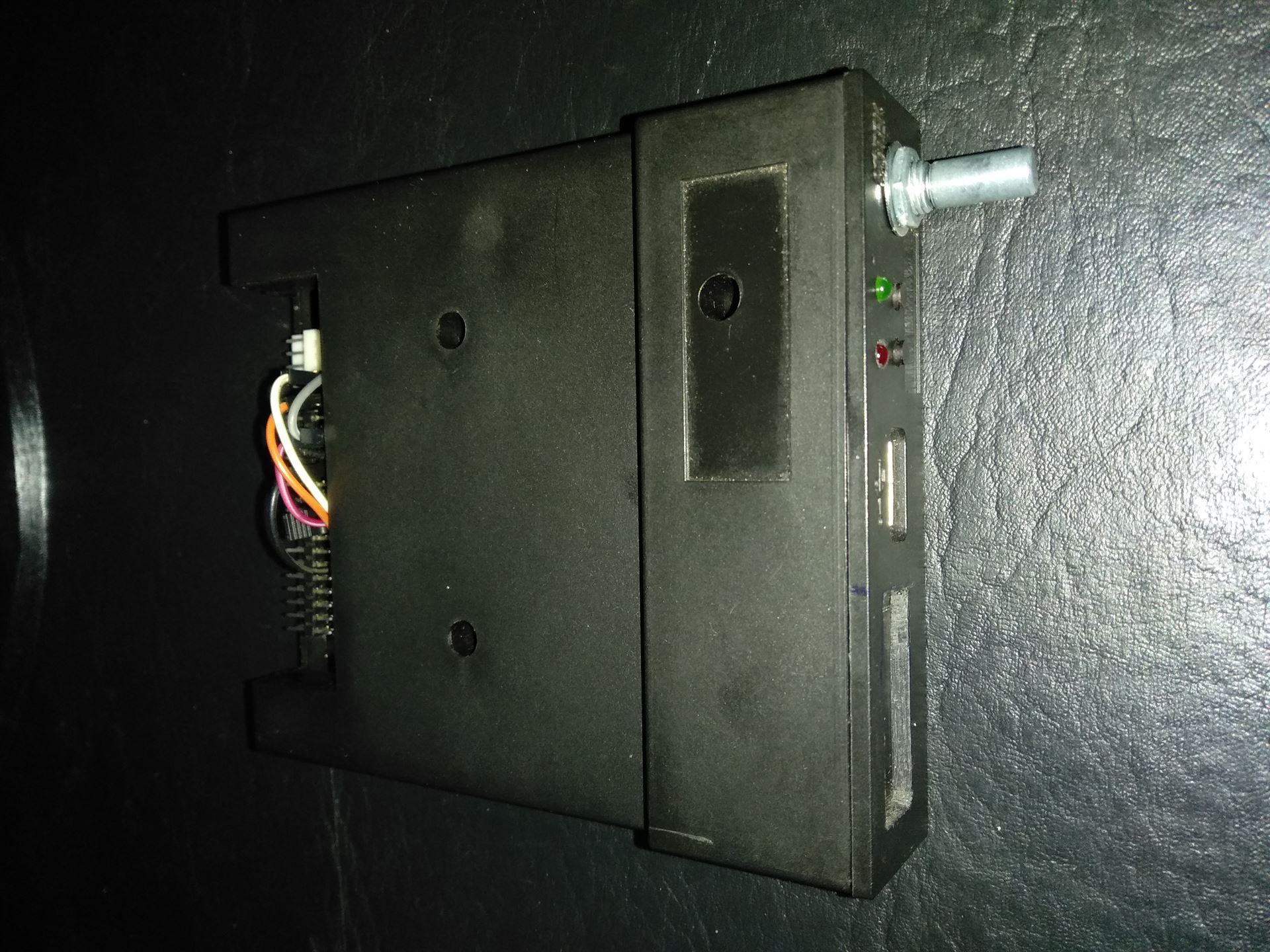 IMG_20180817_144713 Mod para o Floppy Drive Gotek com Cortex