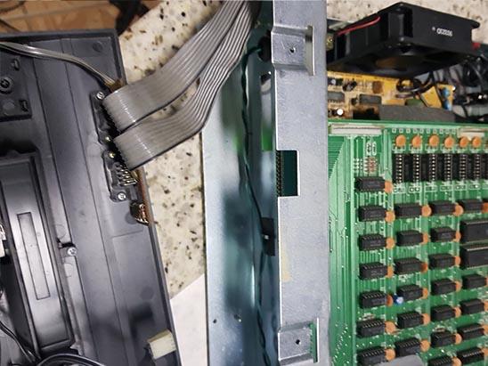 expert-aberto2 Fonte Externa no MSX Expert Gradiente